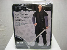 Spirit HBO Game of Thrones Jon Snow Night's Watch Costume PLUS NEW NIP