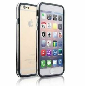 Bumper iPhone 6 iPhone 6s Hülle Schutz Case Handy TPU Tasche Design Rahmen Cover