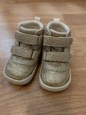 Uggs Gold Hightop Baby Girl Shoes 2/3
