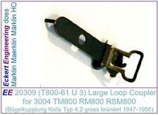EE 20309 New  Märklin Marklin HO Large Loop Coupler for 3004 TM RM RSM800 Pk/1