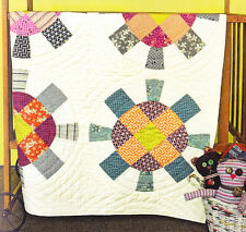 Cog + Wheel - interesting modern pieced quilt PATTERN - Denyse Schmidt
