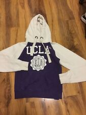 UCLA Niñas Sudadera Con Capucha Talla 6 años
