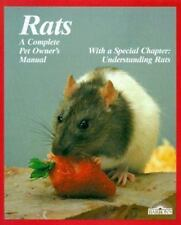 Rats: All About Selection, Husbandry, Nutrition, Breeding and Diseases, With a S