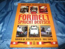 Die FORMEL 1 spricht deutsch , Motorsport - Geschichte / Rennfahrer im Bild