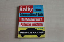 156657) BMW 700 LS Coupe - Hobby 24/1964