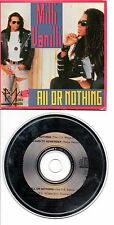 MILLI VANILLI ALL OR NOTHING RARE FRENCH MCD IN CARD PS