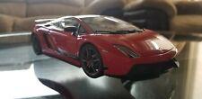 AutoArt 1:18 Lamborghini Gallardo Superleggera (Red)