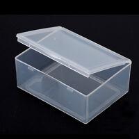 5 mal transparent Kunststoff Aufbewahrungsbox Sammelbox Containe FBB
