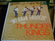 SEALED MEX GARAGE PSYCH FUZZ BEAT LP~THUNDER KINGS~MI GRAN TRISTEZA~BEATLES~HEAR