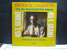 "MAXI 12"" PATRICK GAMMON Dancing shoes 9199972"