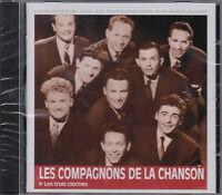 CD LES COMPAGNONS DE LA CHANSON 20T BEST OF COLLECTION LEGENDE NEUF SCELLE