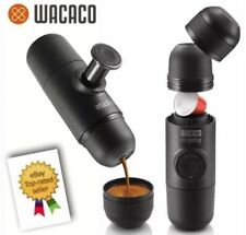 Genuine Wacaco Minipresso NS (Nespresso Pods) Portable Travel Espresso Machine