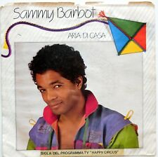 DISCO VINILE 45 GIRI SAMMY BARBOT LIBERAZION ARIA DI CASA ITALY 1981