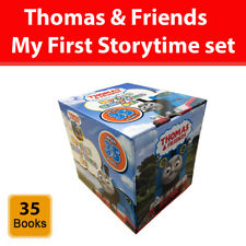 Thomas and Friends My First Storytime Collection 35 Books Box Set Children pack