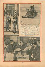 Officer de la Garde noble Noble Guard Vatican/Cardinal Verdier 1932 ILLUSTRATION