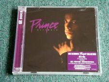 PRINCE--THE ULTIMATE 2 CD SET Including BONUS REMIXES--FACTORY SEALED