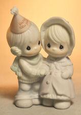 Precious Moments: Leon and Evelyn Mae - 529818 - Sugar Town Figure