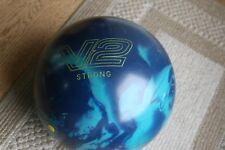 EBONITE V2 Strong Vortex Bowling Ball  14.14 lbs Used