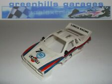 UK 8 urethane tyres Fly GB Track Lancia Monte Carlo