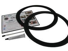 "JBL 2225, 2225H, 2225J, 15"" Cloth Surround Speaker Edge Repair Kit CLSK-JBL2225"