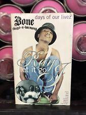 Bone Thugs N Harmony Ray J Cassette Single Set It Off Soundtrack Hip Hop 1996