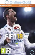 FIFA 18 - Édition Standard Téléchargement PC - Code EA Origin - [EU][FR]