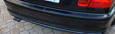 BMW OEM E46  3 Series   Rear Bumper Cover  (M Aerodynamics Package)  Primed