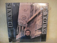 Dennis De Young, Back to the World, A&M Records, SP 5109, 1986, Styx, SEALED.