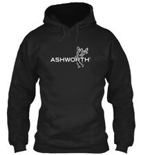 Ashworth Golf Logo Men's Black Hoodie