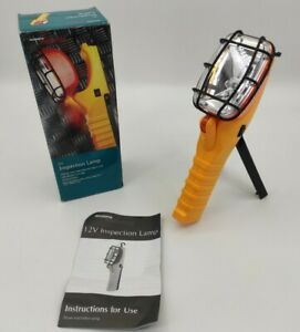 Vintage Woolworths Inspection Lamp 12V Car Flashlight Work Light Boxed New Other