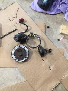 Yamaha XJR1300 Lock Set Ignition Seat Tank  Off Low Km Bike 00 Model Wrecking