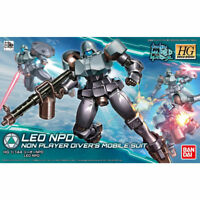 BANDAI HGBD 1/144 LEO NPD Plastic Model Kit Gundam Build Divers NEW from Japan