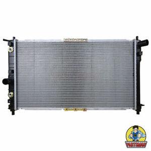 Radiator Daewoo Leganza 97-02 & Nubira 99-03 2.0L & 2.2L 4 Cyl Manual & Automati