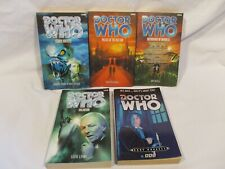Doctor Who Paperback Books BBC Past Doctor Adventures Excellent Condition