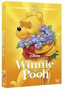 Walt Disney I Classici Le Avventure Di Winnie The Pooh Dvd Da Collezione 2015 OR