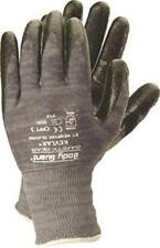 Body Guard Gray Nitrile Coated Stainless Steel Knit Gloves Pair 6 Pairs