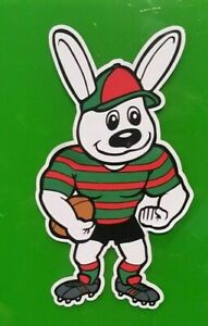 THE RABBITS promo Decal Sticker SOUTH SYDNEY VINTAGE nrl rugby league RABBITOHS