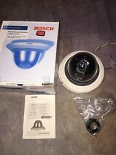 SDF Bosch FlexiDomeXT Surveillance Security Camera 540 TVL Unused