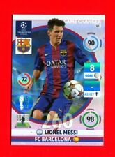 CHAMPIONS LEAGUE 2014-15 Panini - Card Game Changer - MESSI - BARCELONA
