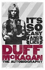 It's So Easy (and Other Lies) New Paperback Book Duff McKagan