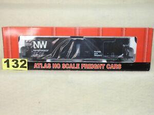 ATLAS HO SCALE #1675-1 NORFOLK & WESTERN ACF 60' AUTO PARTS CAR NEW