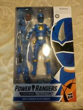 Power Rangers NEW * Dino Thunder Blue Ranger * Lightning Collection Figure