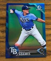 2016 Bowman Chrome Prospects #BCP152 Willy Adames 092/150 - Rays