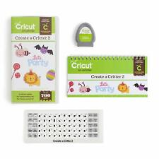 Cricut Create a Critter 2 Cartridge 700 Images Sealed