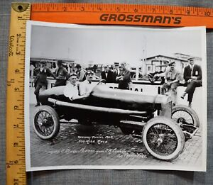 Vintage 1900's Indy 500 Indianapolis Motor Speedway Official Photo