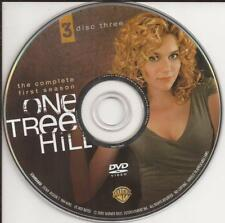 One Tree Hill (DVD) Season 1 Disc 3 Replacement Disc U.S. Issue!
