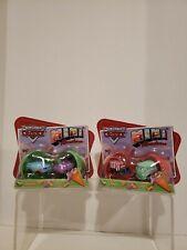 Disney Pixar World of Cars MINI Holiday Special Sarge,Fillmore,FLO,RAMONE Lot x2
