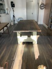 Vintage Workbench / Rustic workbench  /Butchers block / kitchen Island