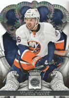 2013-14 Crown Royale Hockey #17 Thomas Vanek New York Islanders
