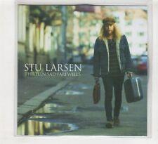 (HD317) Stu Larsen, Thirteen Sad Farewells - 2014 DJ CD